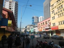 sketchy part of Kuala Lumpur