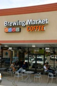 Brewing Market Coffee
