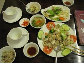 vegetarian food in Vietnam