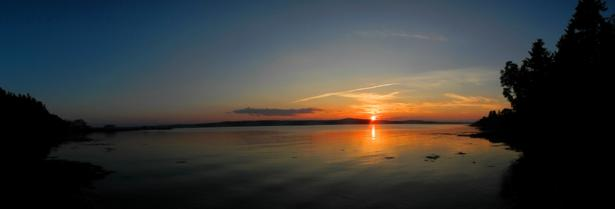 sunset on the water_615x209