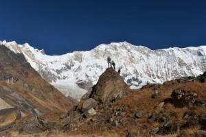 Nepal trek Annapurna Base Camp