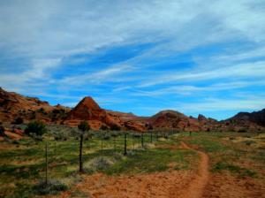 southern Utah Paria area