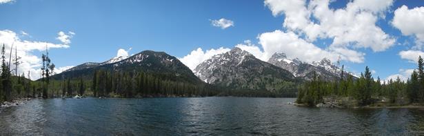 Taggart Lake Grand Teton National Park Wyoming
