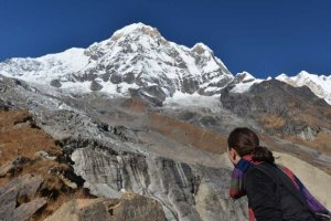 Nepal Annapurna Base Camp